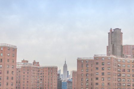 View of New york from Brooklyn