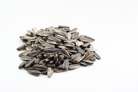 Sunflower seeds Banco de Imagens