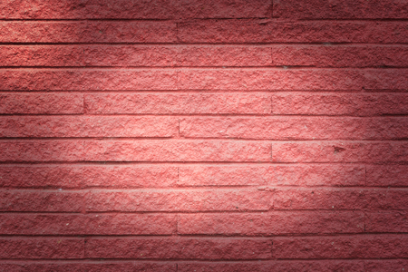 Red brick wall backdrop background and texture  photo