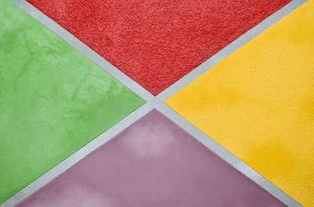Background from high detailed colorful concrete wall Stock Photo - 12502557