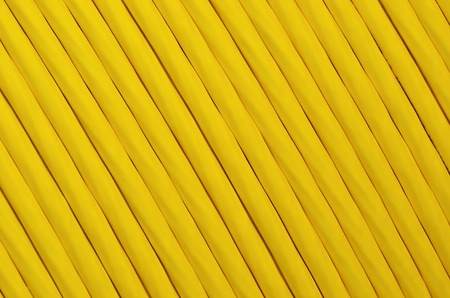 Background of fiber optic cable in reel Stock Photo - 13220840