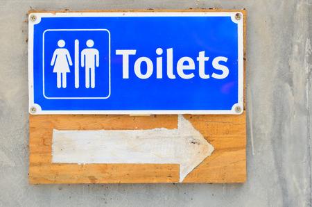 inodoro: Signo de ba�os p�blicos WC ba�os