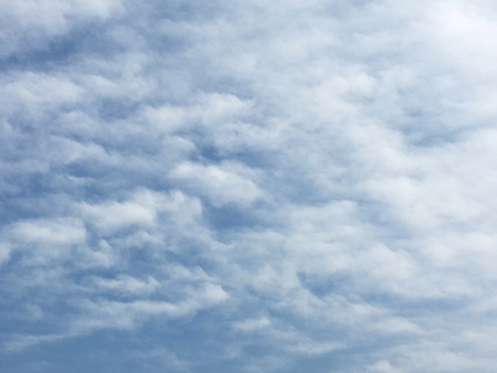 landscape of blue sky Foto de archivo