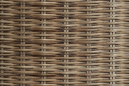 Rustic woven surface pattern. Wicker wooden background. Basketr form natural matrials
