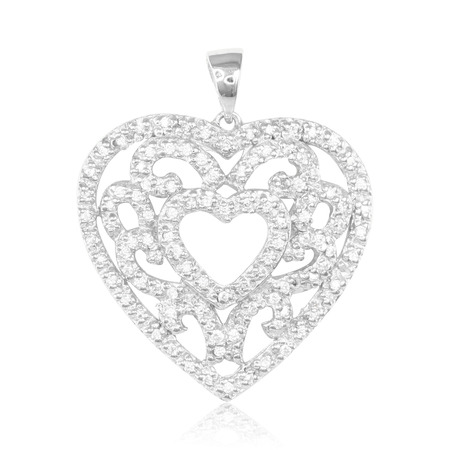 neckless: Pendant, jewelry on white background