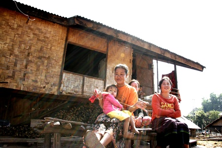 Lao is the country in asian,people are very nice Tody tourism in lao