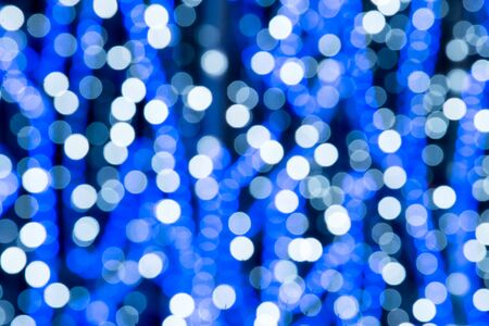 lighting background: Circle colorful bokeh, spot lighting effect for make background.