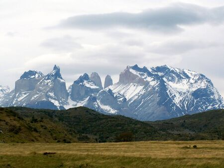 torres: Torres del Paine National Park, Chile
