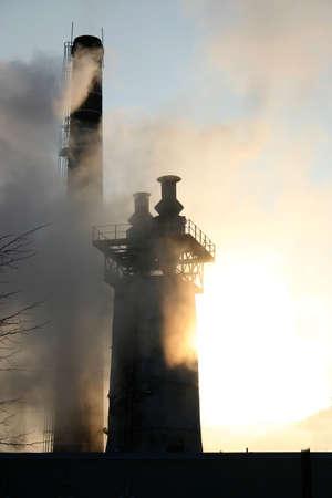 pollution air: La contaminaci�n del aire