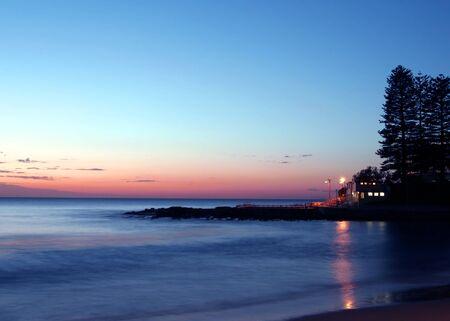 Pacific Sunrise, Sydney, Australia photo