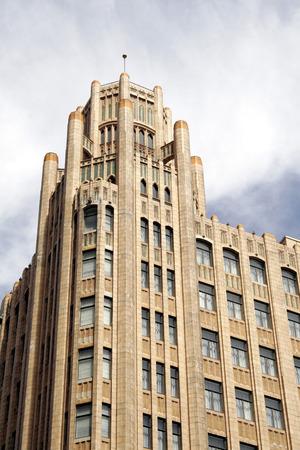 listed buildings: Grace Hotel, Sydney, Australia Stock Photo