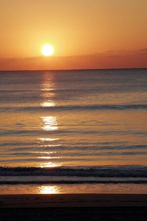 Ocean Sunrise - Australia - Background photo