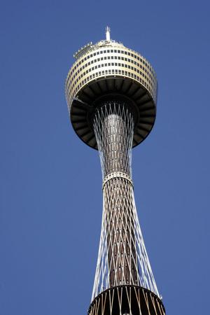 steep: Sydney Tower, Australia, Steep Perspective