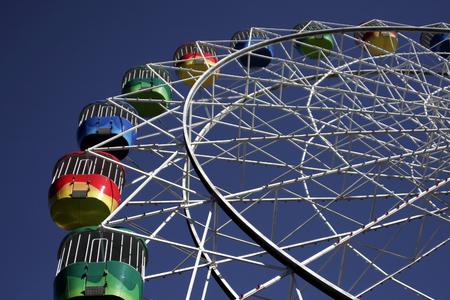 ferriswheel: Grande Ruota a Luna Park, Sydney, Australia