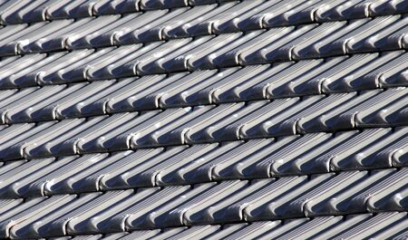 Blue Rooftop Tiles photo
