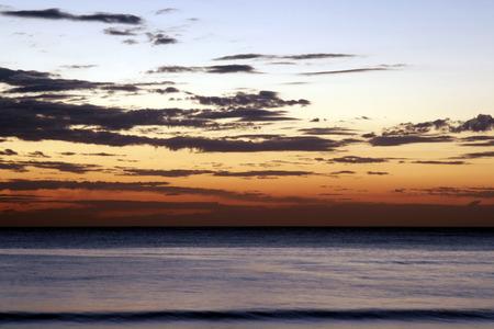Pacific Sunrise, Sydney, Australia Stock Photo - 1696578