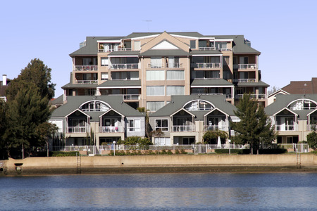 resident: Urban Apartment Building, Sydney, Australia