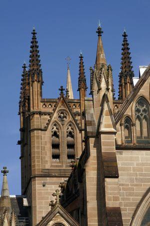 St Mary's Cathedral, Sydney, Australia - Seat of the Roman Catholic Archbishop of Sydney photo