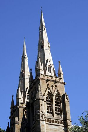 largest: St. Marys Cathedral, Sydney, Australia - largest Roman Catholic church in Australia (and reputedly the Southern Hemisphere)
