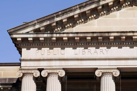 judicial: Classical Columns And Roof Architecture, , Pillars, Building