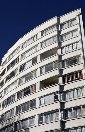 Modern Tall Urban Residential Apartment Building In Sydney, Australia Stock Photo - 2680043