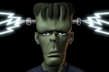 frankenstein: energetic frankenstein