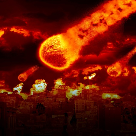 end of days Stock Photo - 10481272