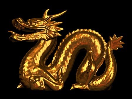 business pitch: chinese dragon