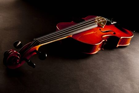 violin music Stock Photo - 10481458