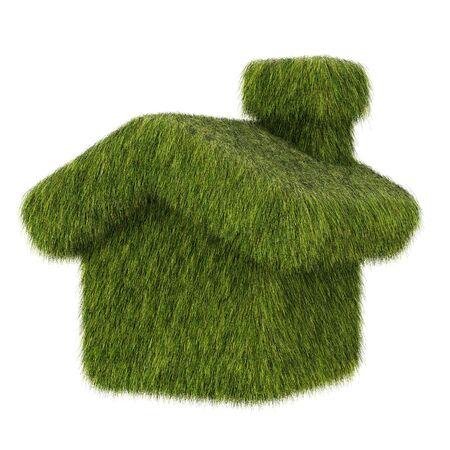 garden maintenance: green living Stock Photo