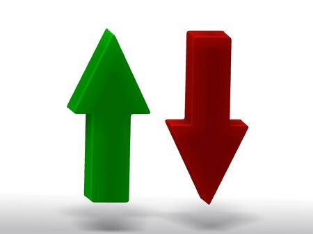 upturn: boom or downturn