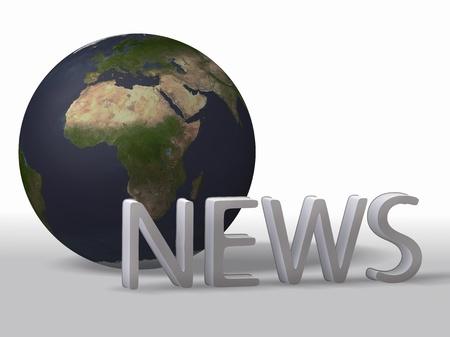 world news: world news Stock Photo