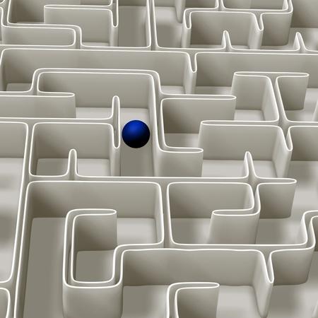 hard way: labyrinth a hard way to success