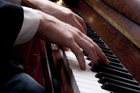 piano music Stock Photo - 10495357