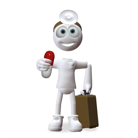 doctor with ziggy zeitgeist