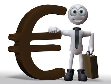 salary man: successful business man ziggy zeitgeist