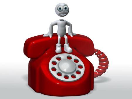 make a call: make a call with ziggy zeitgeist