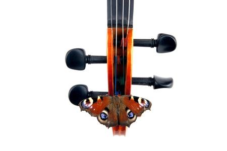 violin making: violin music