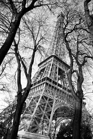uprights: eiffel tower paris