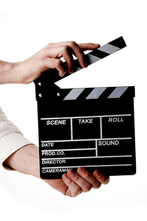 directors cut: movie clapper
