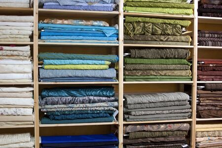 Fashion cloth textile Stock Photo - 10512389