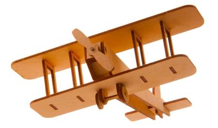 balsa: plane isolated
