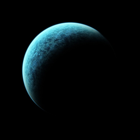 blue planet Stock Photo - 10818067