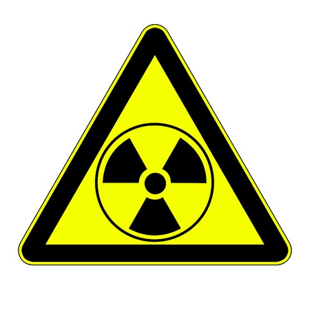 chernobyl: radioactivity sign