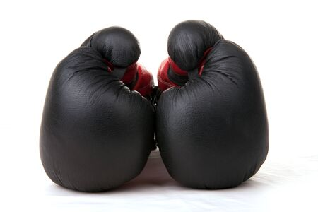 fitness motivation: boxing gloves