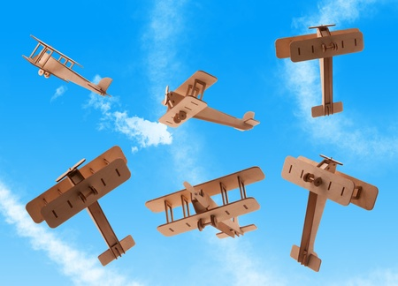 balsa: airplane collection