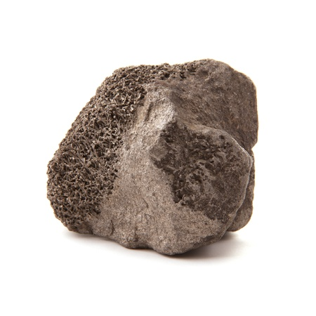 meteor: meteor asteroid Stock Photo