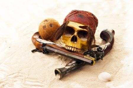 crane pirate: cr�ne de pirate