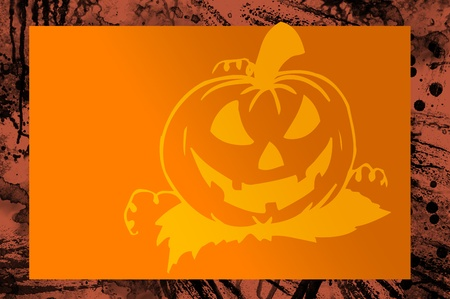 ecard: halloween e-card backround