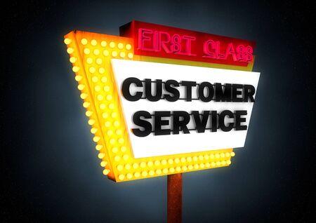 commercialization: Best Customer Service